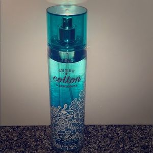 Bath & Bodyworks body spray-Sheer Cotton&Lemonade